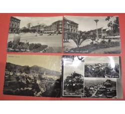 ACQUI - VOLTAGGIO - ORSARA -  Alessandria - 4 cartoline anni 50