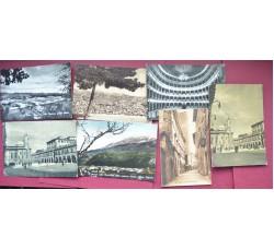 ASCOLI Città - 7 cartoline d'epoca
