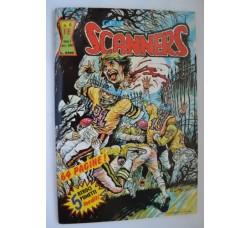 GORE SCANNERS n.6 1990 - rivista Splatter spillata 70 p. - Ottima
