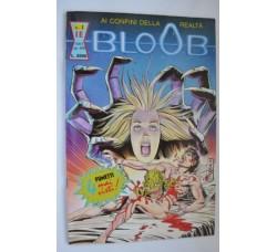 BLOOB n.1 - 1990 - rivista Splatter spillata 54 p. - Ottima