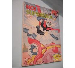 NOI SUPEREROI TV raccolta n.3 con MAZINGA Z - DAITAN - APE MAIA (anche da fare volare) - JEEG ROBOT