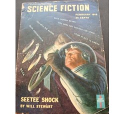 Astounding Science Fiction n. 2 - 1949 - Rogers - original USA -