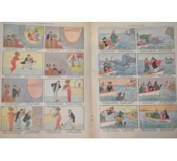 CORRIERE DEI PICCOLI N.46 - 1914 prima guerra mondiale WW1 - vedi le foto