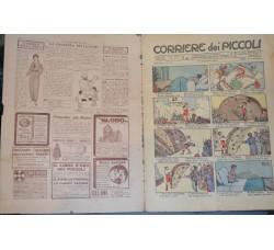 CORRIERE DEI PICCOLI N.52 - 1914 WW 1° prima guerra mondiale - vedi le foto