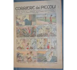 CORRIERE DEI PICCOLI N.31-1913 GUERRA BALCANI - vedi le foto