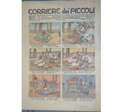 CORRIERE DEI PICCOLI N.28 - 1912 GUERRA LIBIA - vedi le foto