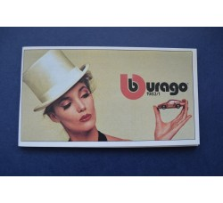 BURAGO catalogo generale 1983 - 102 p. spillato cm.17x9,5 -