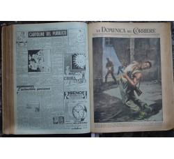 Domenica del Corriere annata 1950 n.1-52 completa, Rilegata in volume coevo