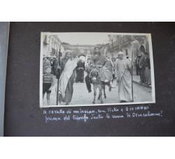 43 Foto IL RISCATTO DI ADAMO rappres. sacra ACI S. ANTONIO Pasqua 1951 -