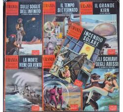 URANIA n. 209-210-211-212-213-214-215 sequenza 7 numeri Molto Buoni  - vedi foto