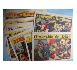 Batman su COLLEZIONE UOMO MASCHERATO ristampa anastatica degli albi del 1946