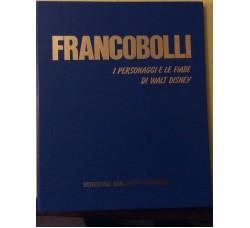I PERSONAGGI E LE FIABE DI WALT DISNEY Raccolta 131 Francobolli in 21 serie complete - Bolaffi