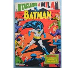 BATMAN-n-50-ed-Mondadori-1968 - Milan calcio
