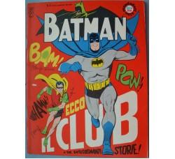 BATMAN n. 6 ed. Mondadori 1967