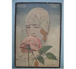 BRUNELLESCHI illustrazione Deco, da rivista Maggio 1928 - originale!