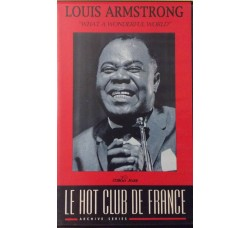 Louis Armstrong Le Hot Club de France - WHS da Collezione