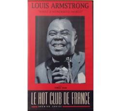 Louis Armstrong Le Hot Club de France - WHS da Collezione