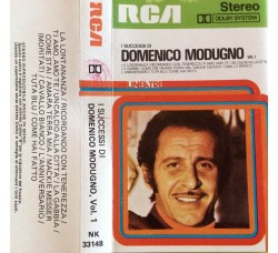 Domenico Modugno ‎– I Successi Di Domenico Modugno Vol.1 - MC