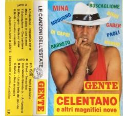 Adriano Celentano  Altri Magnifici, MC