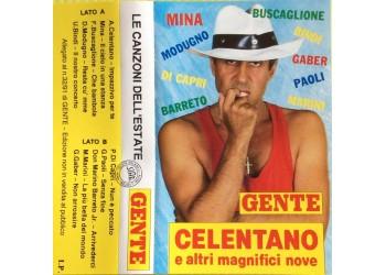Adriano Celentano  Altri Magnifici - Musicassetta