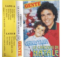 Christian  – Le Canzoni Di Natale MC