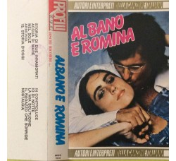 Albano e Romina  Profili Musicali -  MC/Cassetta