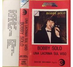 Bobby Solo – Una lacrima sul Viso -  MC