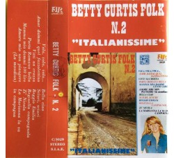Betty Curtis - n° 2 -  Italianissime - MC