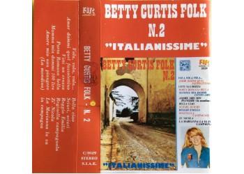 Betty Curtis - n° 2 -  Italianissime - MC