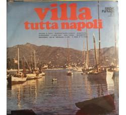 Claudio Villa – Tutta Napoli  (LP,Vinile)