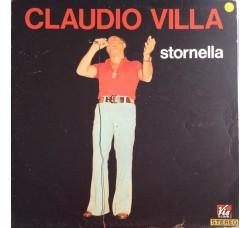 Claudio Villa – Stornella  (LP, Album)