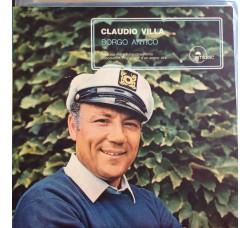 Claudio Villa – Borgo Antico (LP, Album)