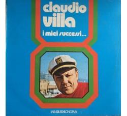 Claudio Villa – I Miei Successi (LP,Album)