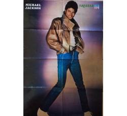 MICHAEL JACKSON - POSTER cm 75 x cm 48