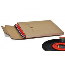[10 Pz] Scatole per Spedizione dischi 45 giri