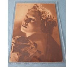 Attrici: O. Fiume, S. Temple, S. sidney, D. Darrieux - 4 cartoline cinema anni 30
