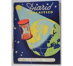 Diario scolastico 1954-55 - Ed. Agnesotti - Usato