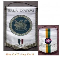 Gagliardetto > Sala D'armi Milano Società del Giardino (Garelli)