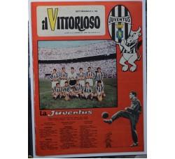 IL VITTORIOSO n. 46 - 1959 giornale JUVENTUS Calcio - vedi le foto