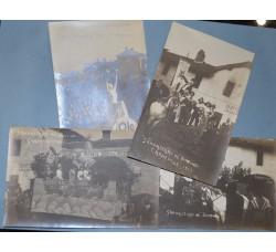 SANNAZZARO DEI BURGONDI (PAVIA) - CARNEVALE 1913