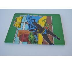 BATMAN - Quaderno anni 70 intonso - vedi le foto