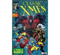 Classic X - MEN Star book 1987 - 1 Il Trionfo di Magneto - Marvel