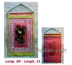 Gagliardetto > Mockba 80 - Mosca 1980 Mascotte Olimpiadi