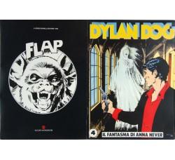 Dylan Dog Il fantasma di Anna Never - Copertina Quaderno da collezione