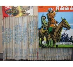 COLLANA RODEO ed. Araldo (Bonelli) 1967-80 - Originali (quasi tutti da resa)