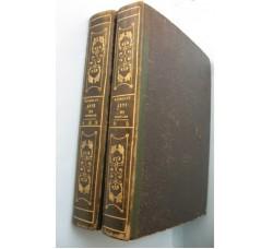 Rondelet G.  - TRATTATO TEORICO E PRATICO DELL'ARTE DI EDIFICARE - Tipografia del Gallo 1839/41