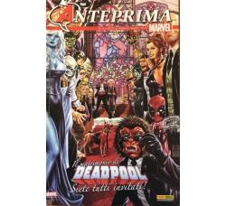Anteprima Fumetti, rivista - lotto di 6 - anno 2015
