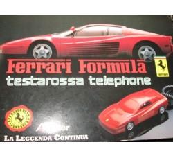 FERRARI FORMULA TESTAROSSA TELEPHONE - BY MASTER - 1991