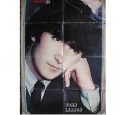 "BEATLES J. Lennon ""Ragazza IN"" Super Poster"