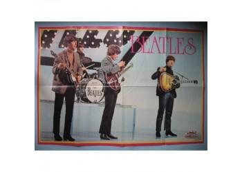 BEATLES  Poster - Inserto Mondo Giovane